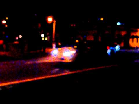 Accidente Monseñor Eyzaguirre esquina Dublé Almeyda Ñuñoa - 26 agosto 2011