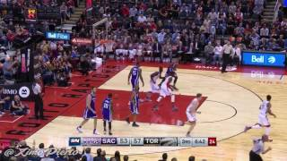 Sacramento Kings vs Toronto Raptors - Full Game Highlights 6th November 2016-17 NBA Season
