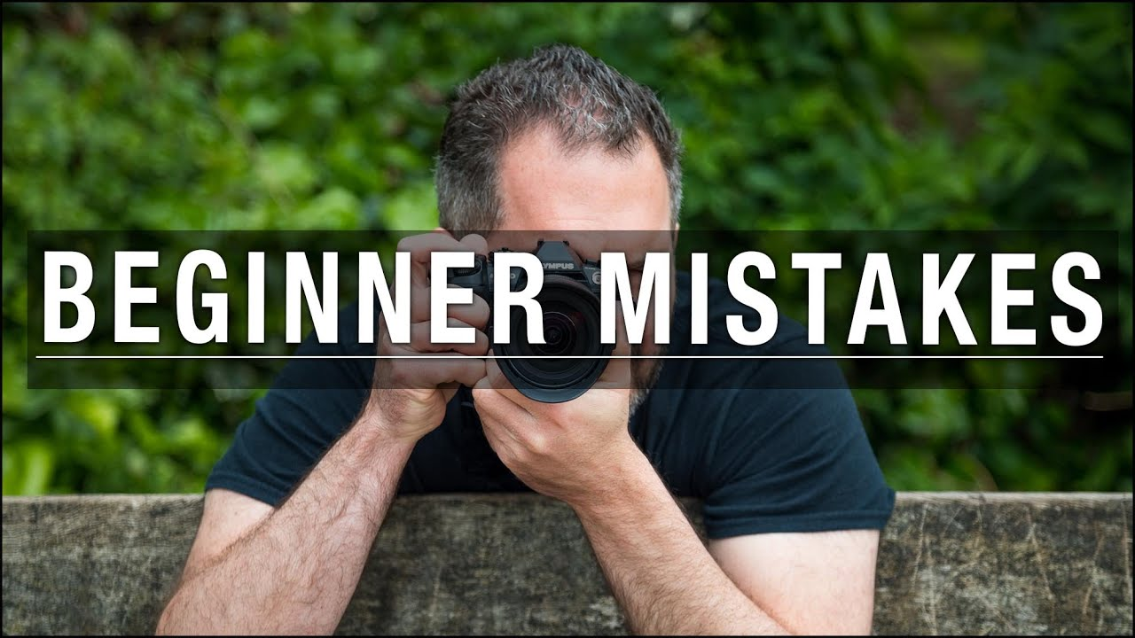 95141339dd8 Common Beginner Mistakes and How to Avoid Them - YouTube