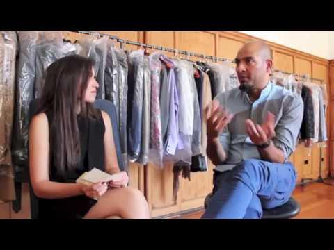 Filiz Göcer | Interview with Fashion Designer Shaldon Kopman