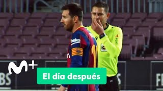 El Día Después (15/02/2021): First day of a referee at the Camp Nou