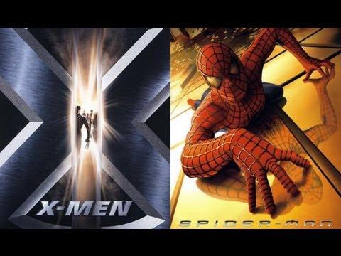 AMC Movie Talk - What Saved Comic Movies, X-Men or Spider-Man? Deadpool Chances