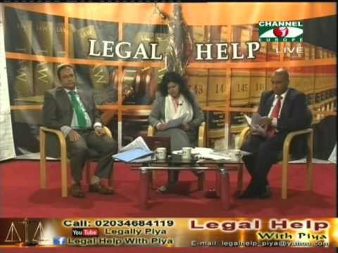 Legal Help with Piya 8 Sept 2012, Part 1