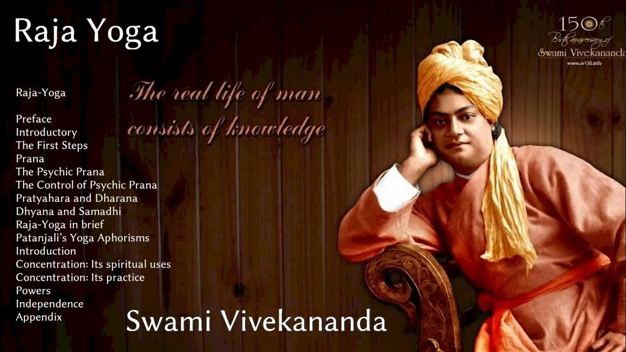 Swami Vivekananda Raja Yoga Chapter 1 Youtube