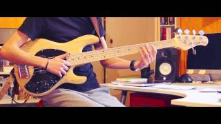 Baixar Get on the floor - Michael Jackson - Bass Cover