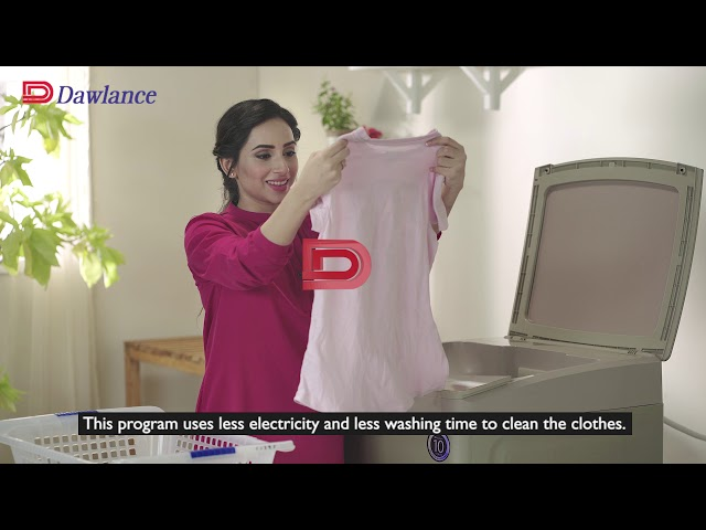 Ask Dawlance |Top Load Automatic Washing Machine