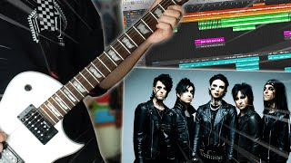 How to write like Black Veil Brides in 2020