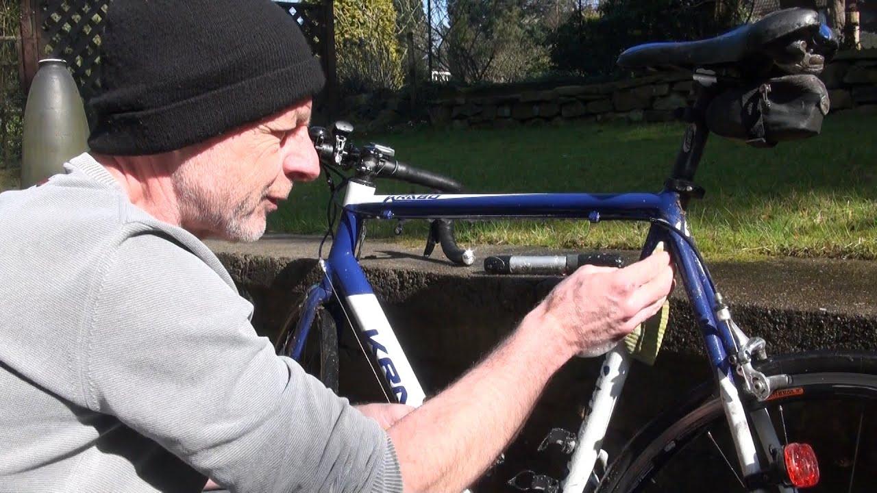 Onkel Fred Weiß Wie's Geht: So Putze Ich Mein Rennrad