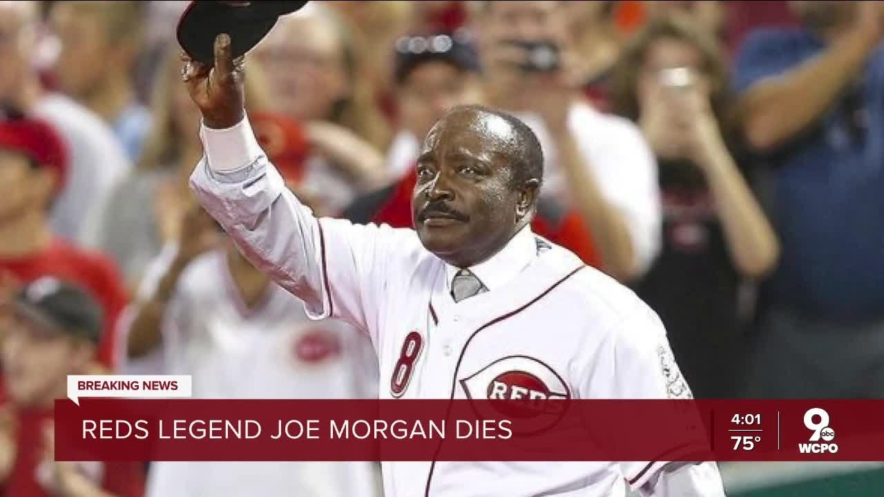 Joe Morgan Member Of The Big Red Machine Dies At 77 Youtube I have never seen anyone, and i mean anyone, play better than joe has. joe morgan member of the big red machine dies at 77