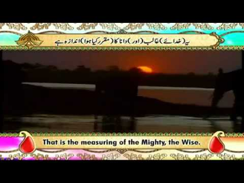 Surah Yasin    سُوۡرَةُ یسٓ Qari Syed Sadaqat Ali The Heart of Al Quran