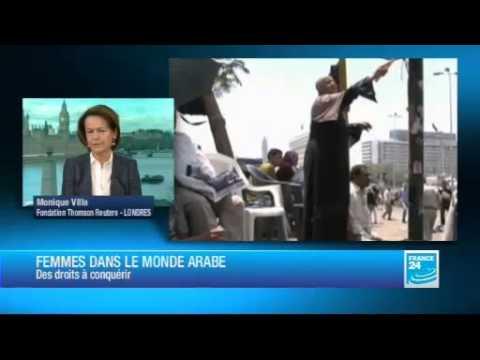 Monique Villa, directrice générale de la fondation Thomson Reuters - #Actuelles