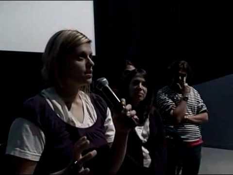 Q & A at SUNSHINE CINEMA Part 1