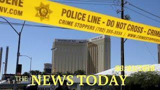 No Clear Motive Found For 2017 Las Vegas Massacre: Sheriff | News Today | 08/03/2018 | Donald Trump