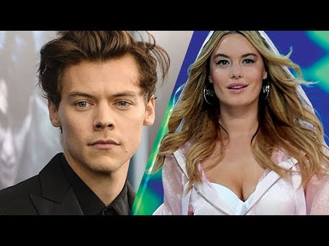Harry Styles Fans ANGRY Over Instagram Story with Victoria's Secret Model Girlfriend
