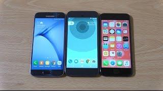 Google Pixel Assistant vs Siri vs S Voice!