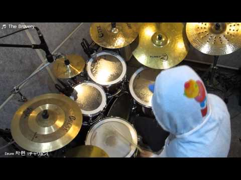 Supercell - The Bravery Drum Cover ! - YouTube