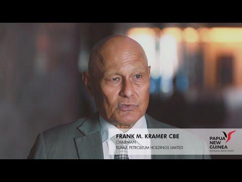 Frank M Kramer - Papua New Guinea Petroleum & Energy Summit 2017