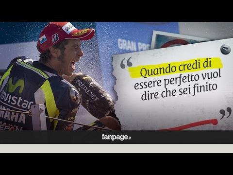 Valentino Rossi Compie 38 Anni Buon Compleanno Leggenda Youtube