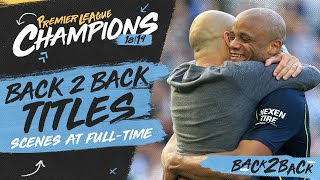 CITY ARE CHAMPIONS | BACK 2 BACK TITLES
