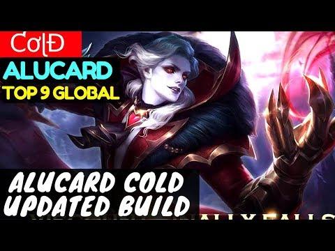 Alucard Cold Updated Build [Top Global 9 Alucard] | ƇơɭƉ Alucard Gameplay #2 Mobile Legends