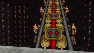 The Ride, Minecraft Roller Coaster