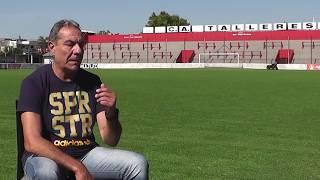 Sergio Pantano, ex jugador de Talleres y veterano de Malvinas (parte 2)