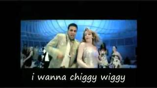 CHIGGY WIGGY WITH FULL LYRICS WITH MUSIC VIDEO