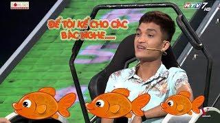 Câu chuyện về con cá vàng siêu lầy lội của Mạc Văn Khoa