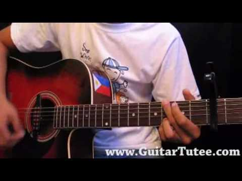 Katherine McPhee  Feat. Jason Reeves - Terrified, by www.GuitarTutee.com
