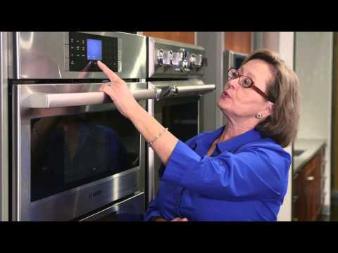 Bosch Convection Steam Oven