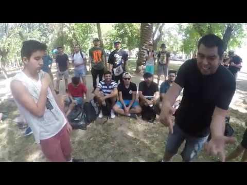 THANATOS DAK VS BELTRAN KURO  -  OCTAVOS EBL 2VS2