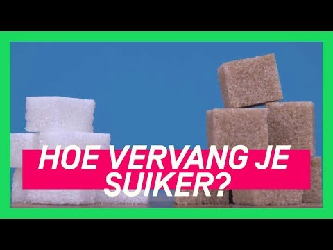 Suiker | KEURINGSDIENST VAN WAARDE KORT #8