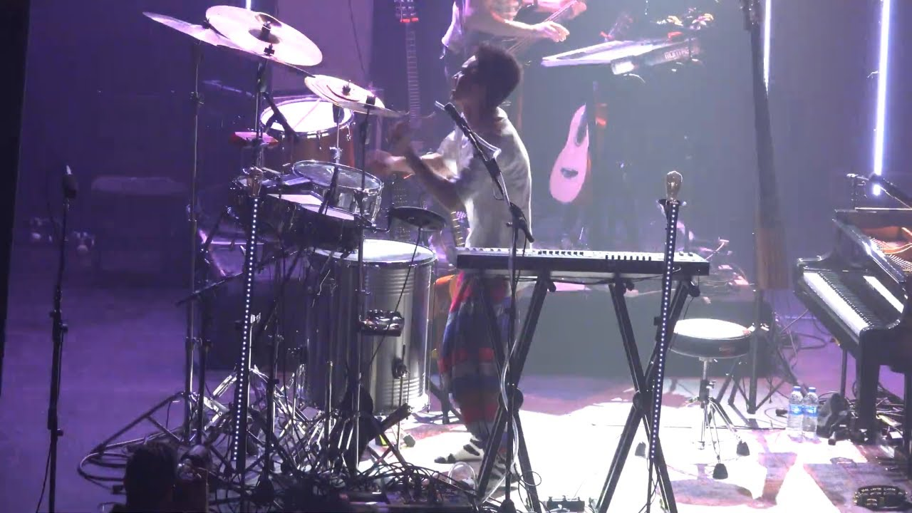 Jacob Collier ~ With the Love In My Heart ~ Fonda Theatre ~ 3-15-19