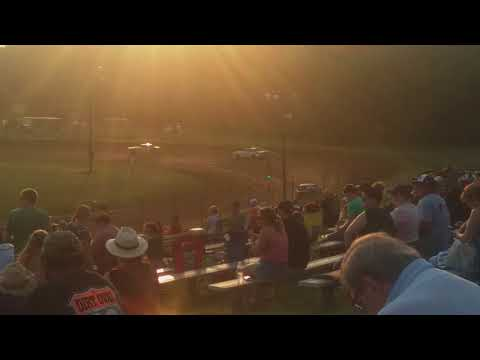 Bombers Heat 1 Paragon Speedway