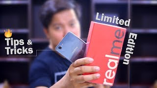 Oppo RealMe 1 (Moonlight Silver) | Exclusive Edition - 4GB | 64GB Most affordable smartphone of 2018
