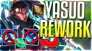 YASUO REWORK SOON?? Riot Confirmed! New Passive/R - 2 New Items! New 8.12 Changes League of Legends