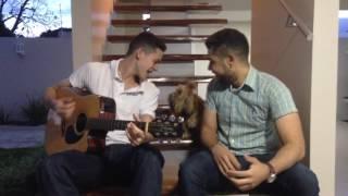 A mala é falsa - Felipe Araujo ft. Henrique e Juliano (cover) Henrique e João Mateus