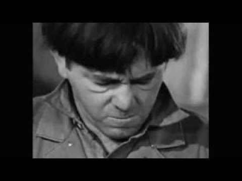 John Merton - Film work with the Three Stooges 1943-1953