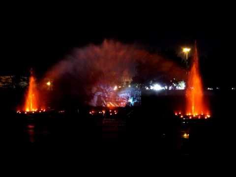 Musical Fountain Kanpur