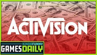 Activision Lays Off Hundreds of Employees - Kinda Funny Games Daily 02.13.19