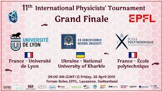 IPT 2019 - Grand Finale
