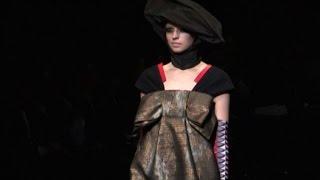 Al via la Tokyo Fashion Week, in passerella sfila la stravaganza