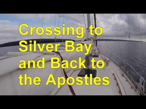 Silver Bay & Apostles   Sailing SV Freelance