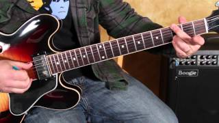 Cream   Eric Clapton   How to Play Spoonful on Guitar   Blues Rock Guitar Lessons
