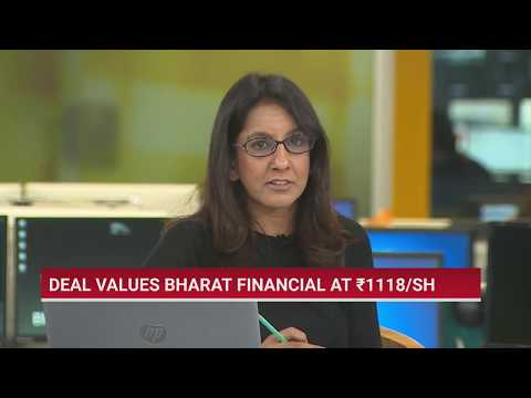 IndusInd Bank Approves Merger With Bharat Financial