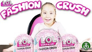 LOL FASHION CRUSH: 3 nuovi vestiti per la mia collezione LOL !!!