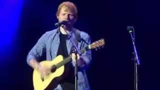 Give Me Love Ed Sheeran Live at the O2 Arena 12 10 14