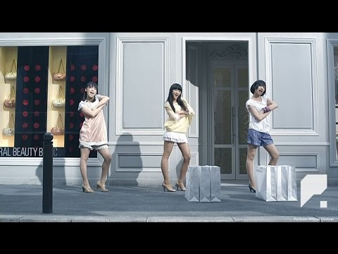 [Official Music Video] Perfume「ナチュラルに恋して」