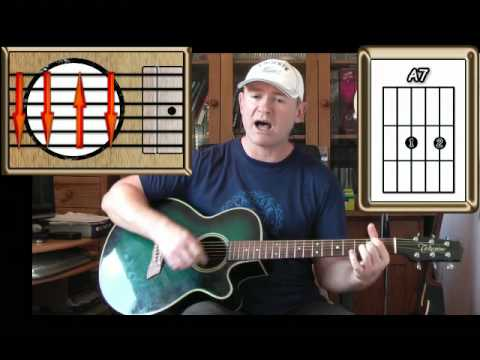 Daydream - The Lovin' Spoonful - Guitar Lesson (easy)