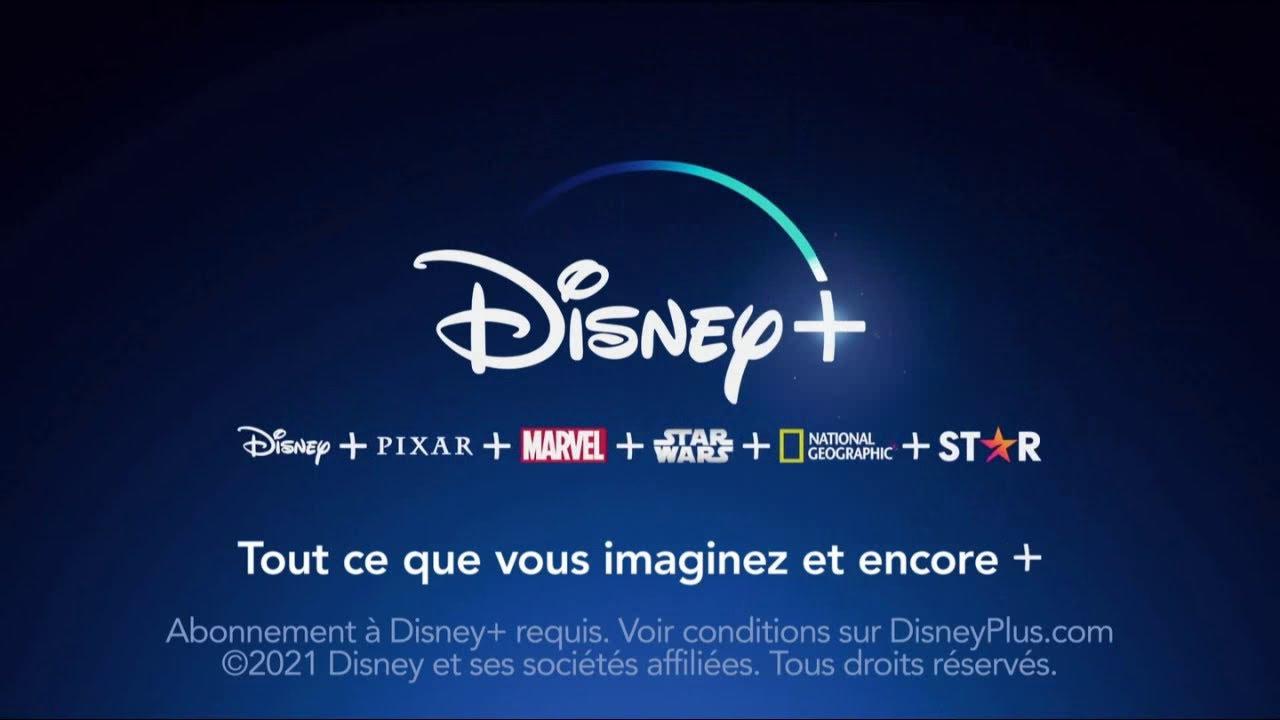 """Musique de la pub Disney+ Star – dès le 23 février """"tout ce que vous imaginez et encore +""""  2021"""